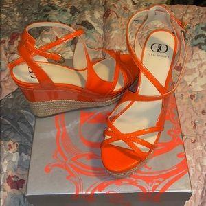 Orange Wedges!!